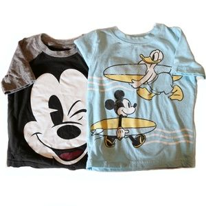 Classic/Vintage Mickey Jumping Beans Softest Tee
